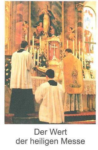 heiliger priester werde